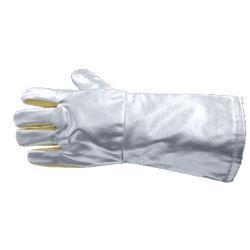 Zbliżeniowe rękawice żaroodporne